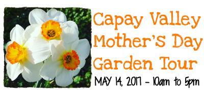 Capay Valley Mothers Day Garden Tour