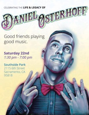 Celebrating the Life and Legacy of Daniel Osterhoff