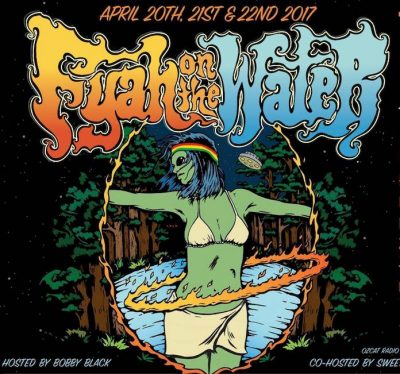 Fyah on the Water