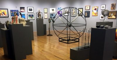 Sierra College Ridley Gallery 20th Annual Juried Student Exhibition
