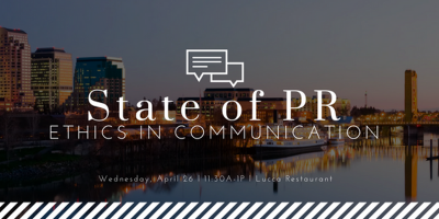 State of PR: Ethics in Communication