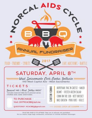 2017 NorCal AIDS Cycle BBQ (CANCELLED)