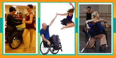 AXIS Dance Company and Adaptive Ballroom Dance Workshop