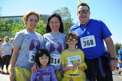 """Addario Lung Cancer Foundation """"Your Next Step is the Cure"""" 5K Walk/Run"""