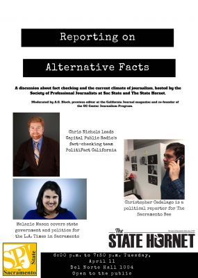 Alternative Facts - A CSUS Fact Checking Discussion