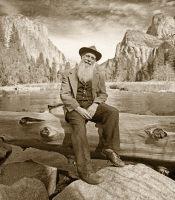 An Afternoon with John Muir