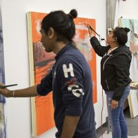 Sac State Student Art Shows and Annual Art Ball