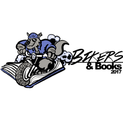 Bikers and Books Fundraiser
