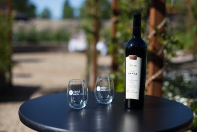 CapRadio's On-Air Wine Release and Open House (BIG Day of Giving)