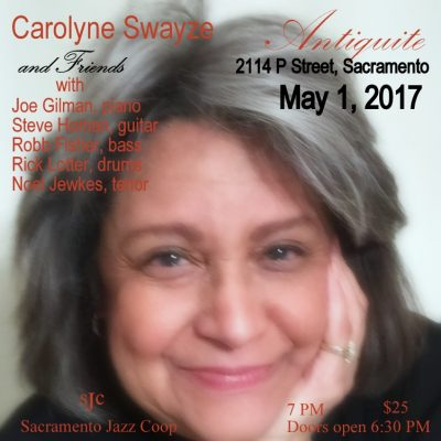 Carolyne Swayze and Friends