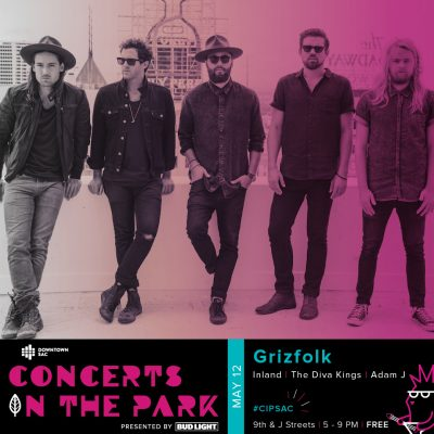 Concerts in the Park: Grizfolk