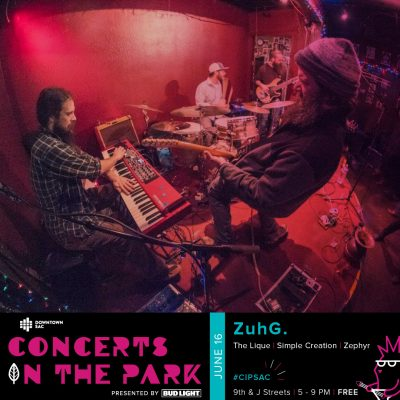 Concerts in the Park: ZuhG