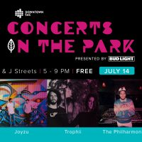 Concerts in the Park: R.LUM.R