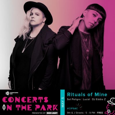 Concerts in the Park: Rituals of Mine