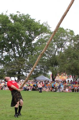 Dixon Scottish Highland Games Festival