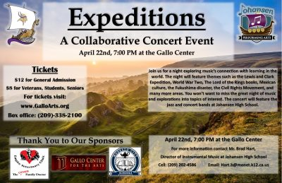 Expeditions: A Collaborative Concert Event