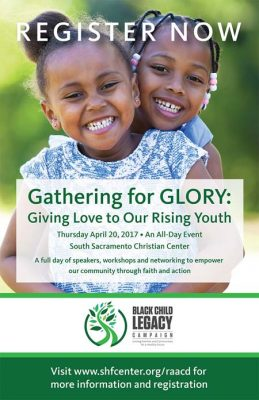 Gathering for Glory: Giving Love to Our Rising Youth