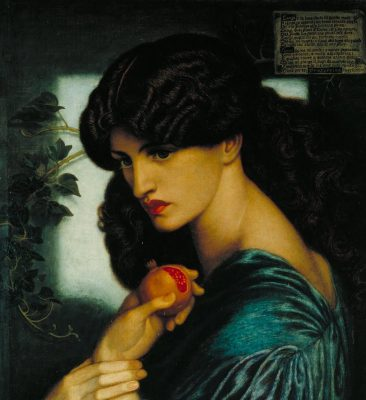 Persephone and the Beltane Workshop