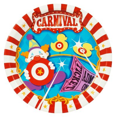 Spring Carnival On The Boulevard
