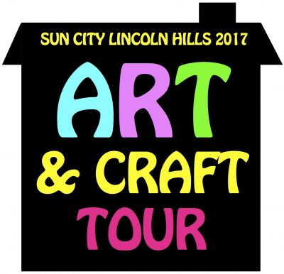 Sun City Lincoln Hills 2017 Art and Craft Tour
