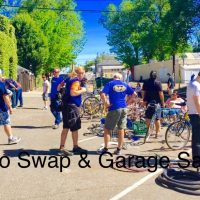Bicycle Swap Meet & Garage Sale