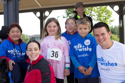 Walk for Wishes 2017