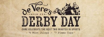 de Vere's Irish Pub Derby Day