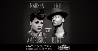 M.E. Tour Featuring Marsha Ambrosius and Eric Benet