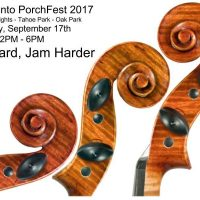 Sacramento PorchFest 2017: Work Hard, Jam Harder