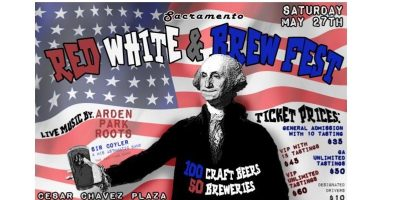 Sacramento Red, White, and Brewfest (Cancelled)