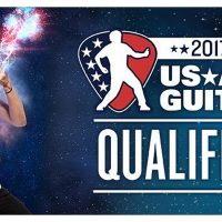 Sacramento US Air Guitar Championships Qualifier
