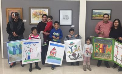Art for Families Workshop