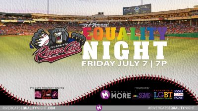River Cats Equality Night 2017
