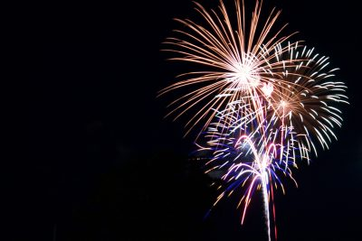 Carmichael's Fourth of July Fireworks Show