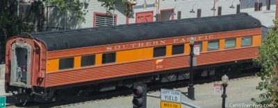 Special Shuttle Train Rides from Railroad Museum to Automobile Museum