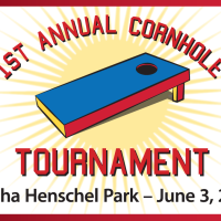 First Annual Cornhole Tournament