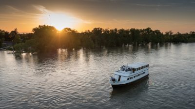 Alive After Five: Happy Hour River Cruise with Hor...