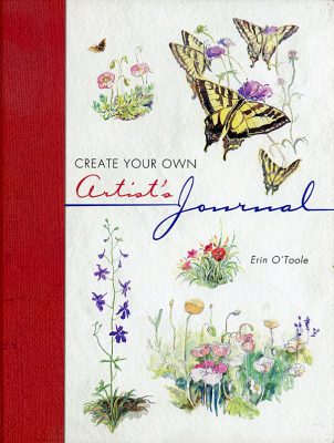 Create Your Own Artist's Journal with Erin O'Toole
