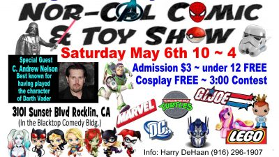 Nor-Cal Comic & Toy Con