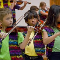 Sacramento State String Project Concert