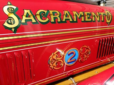 To the Rescue: The Fire Trucks and People That Sav...