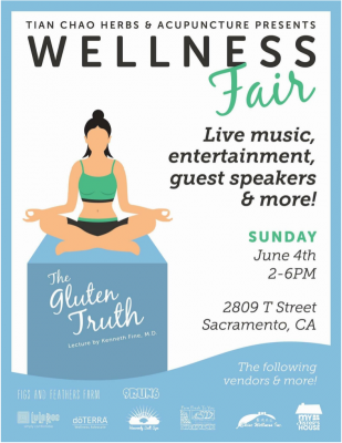 Tian Chao Herbs and Acupuncture Wellness Fair