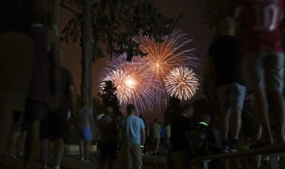 City of Davis Fourth of July Centennial Celebration
