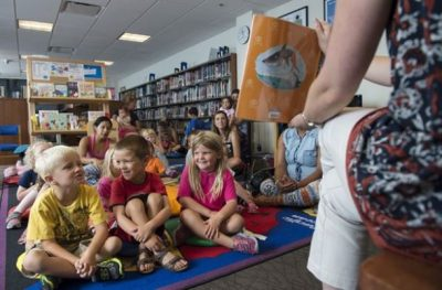 Gifts From The Heart Of Elk Grove Summer Storytime Series