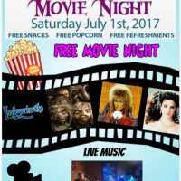 McKinley Movie Night