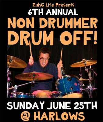 6th Annual Non Drummer Drum Off