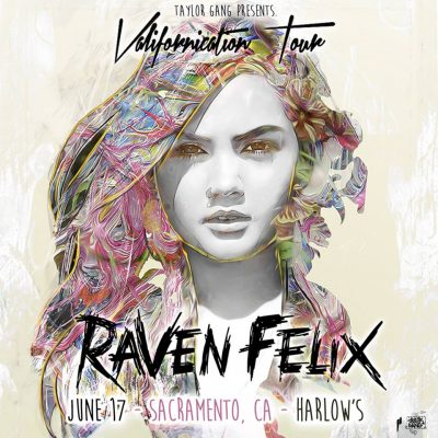 Raven Felix: The Valifornication Tour