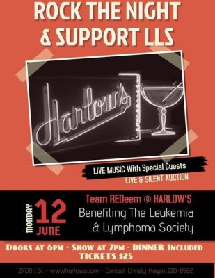 Rock the Night and Support LLS
