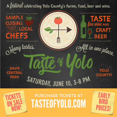 Taste of Yolo Food and Wine Festival