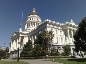 California State Capitol - South Steps